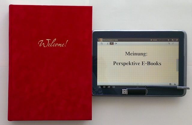 Meinung: Perspektive E-Books