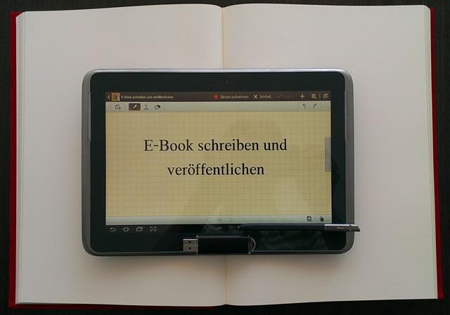 E-Books schreiben